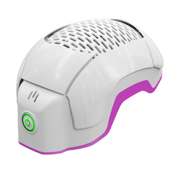 Theradome Limited Edition Pink Laser Helmet
