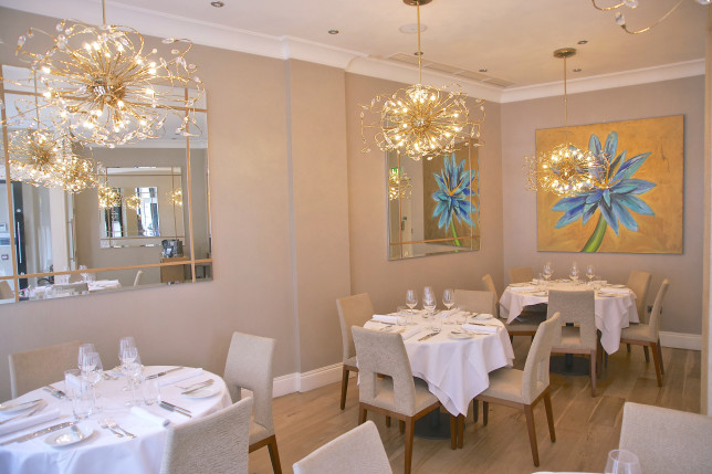 Aladino's Alexandrian Restaurant London