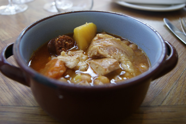 Cocido Stew