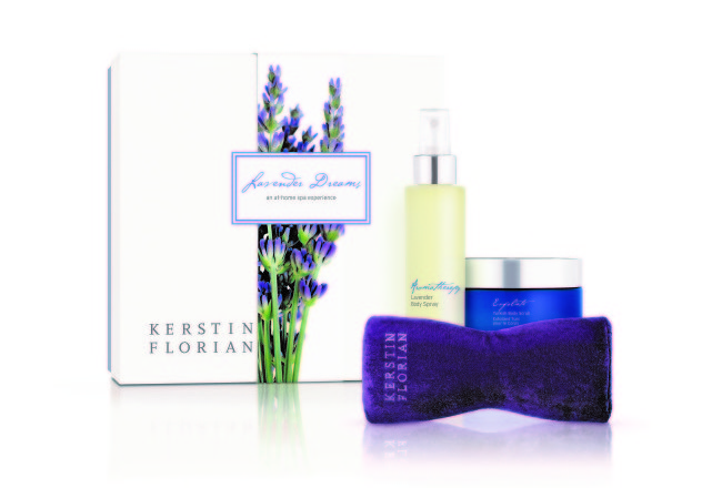 Kerstin Florian Lavender Dreams Collection