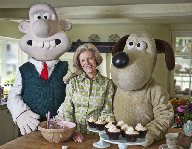 Wallace, Fiona Cairns & Gromit