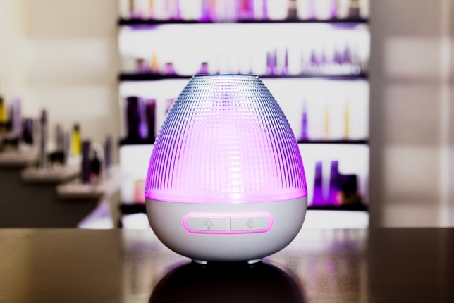 Marina Aroma Diffuser from madebyzen (RRP £49.99) - for stockists visit madebyzen.com (lifestyle)