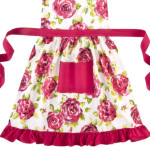 Betty Frilly Apron