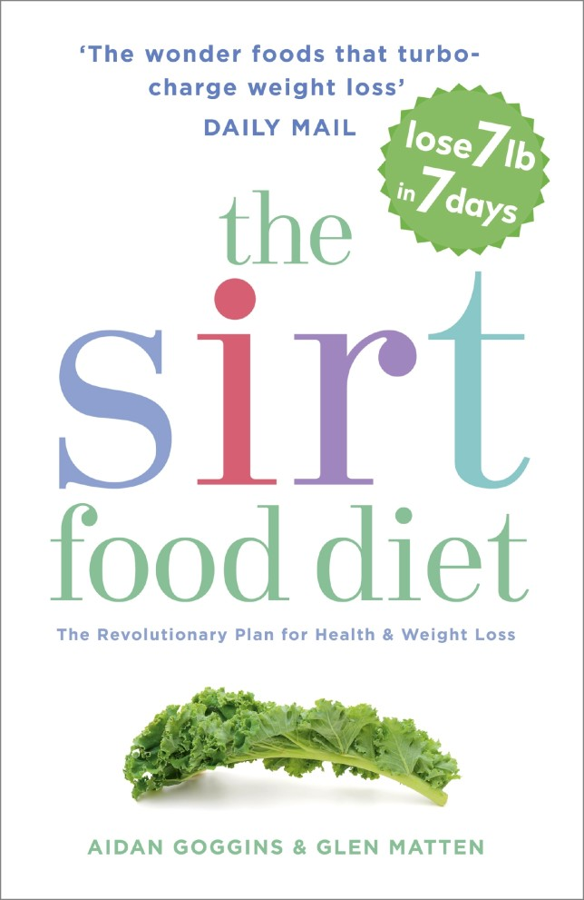 SIRT FOOD FRONT COVER