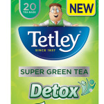 Tetley Super Green Tea Detox