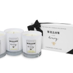 Willow and Honey Floral Gift Box