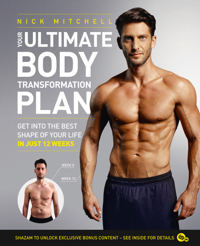 Your Ultimate Body Trans Plan JACKET
