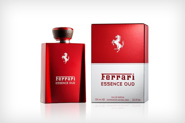 Ferrari Essence Oud Packaged Email