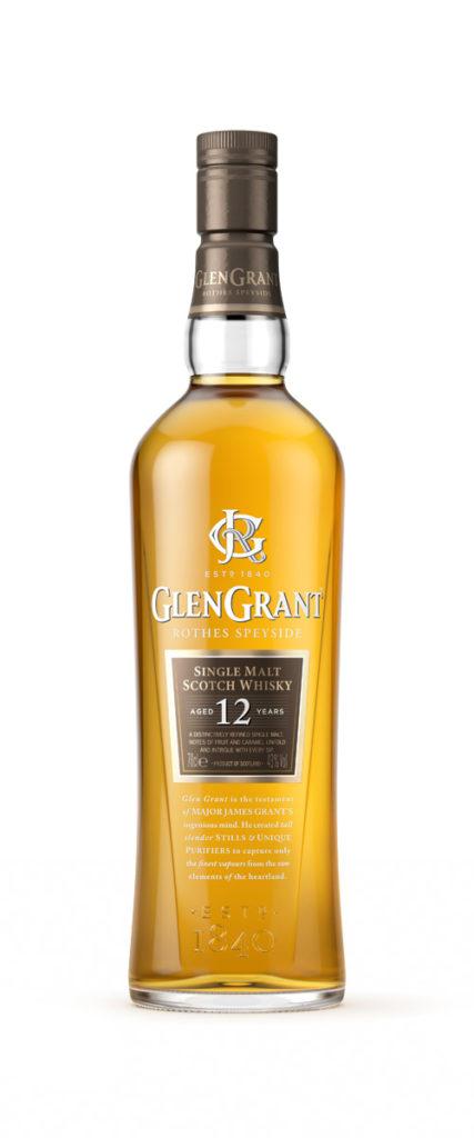 GG 12yo Bottle Render
