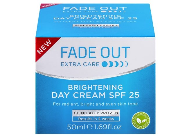 Fade Out - Extra Care - Day Cream - carton - English_cutout web