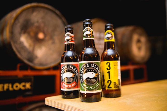 Goose Island Beer Co 01