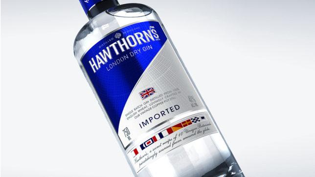 Hawthorn's at an angle