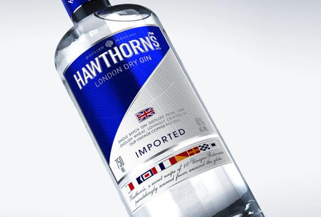 Hawthorn's London Dry Gin