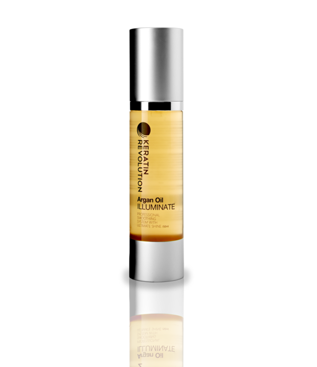 Keratin Revolution Argan Oil Illuminate