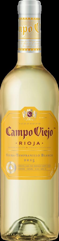 LR Campo Viejo Viura Tempranillo Blanco