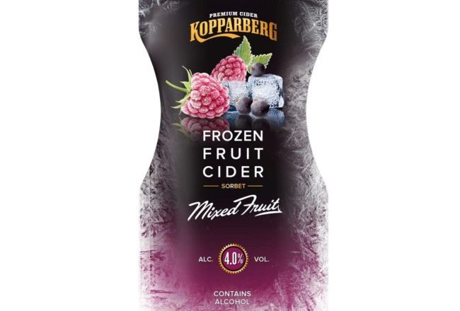 Kopparberg Frozen Mixed Fruit Cider