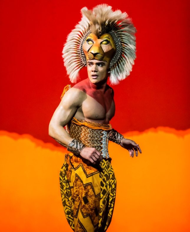 THE LION KING by John, , Music - Elton John, Director - Julie Taymor, Lyrics - Tim Rice, Design - Richard Hudson, Costume Design - Julie Taymor, Lighting - Donald Holder, Choreography - Garth Fagan, Disney, The Lyceum Theatre, London, UK, 2016, Credit - Johan Persson - www.perssonphotography.com /