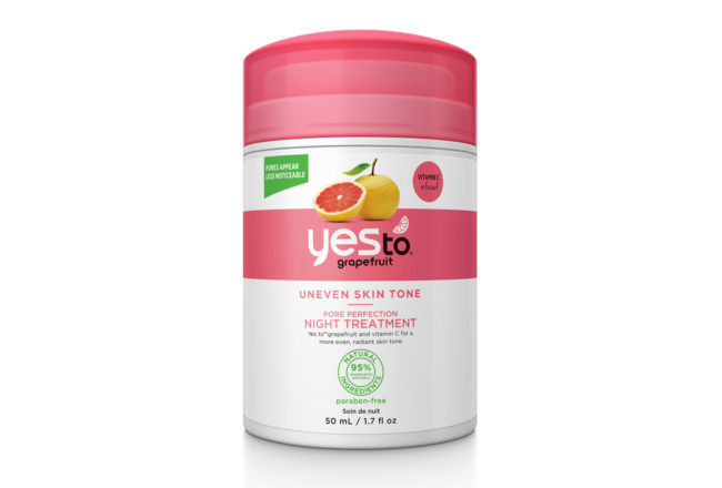 Yes to™ Grapefruit Pore Perfection Night Treatment