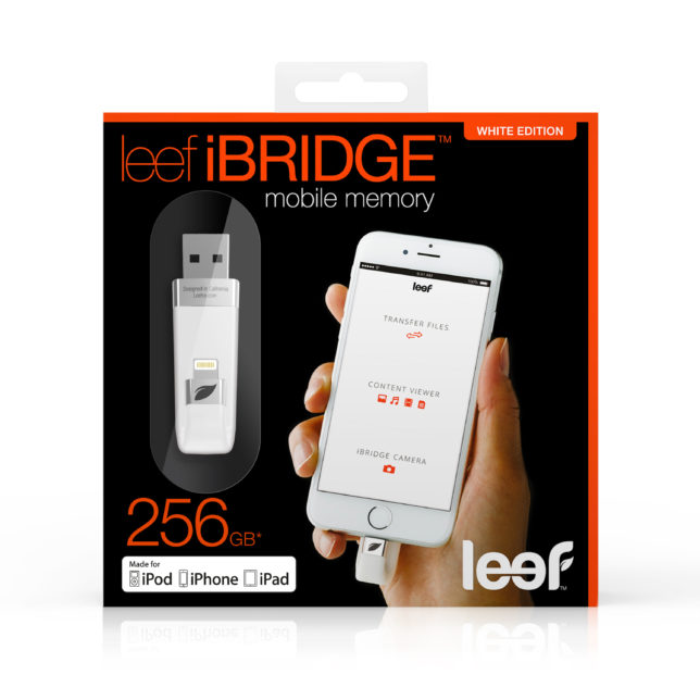 Leef_iBridge_white_edition_256GB