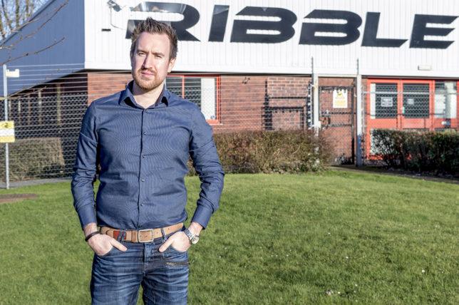 Matthew Lawson, Chief Marketing Officer at Ribble Cycles