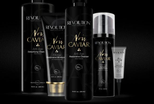 Noir Caviar Anti-Age Hair Care