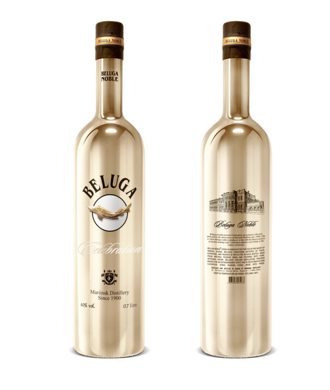 Beluga Vodka Noble Celebration
