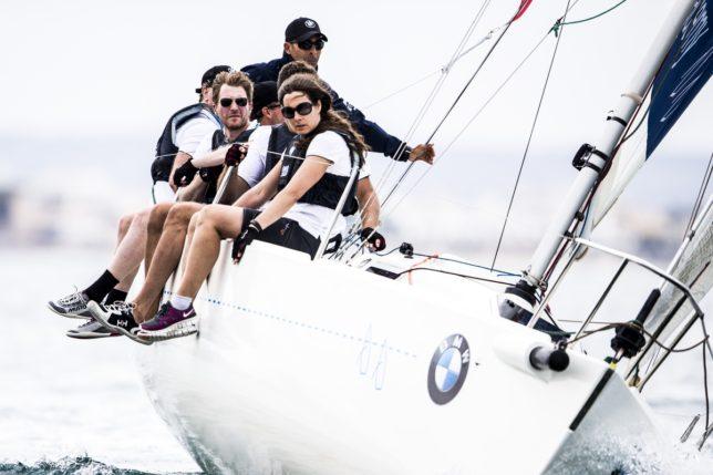 BMW Sail Racing Academy ©Pedro Martinez