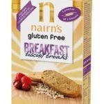 Nairn's Gluten Free Breakfast Biscuit Breaks – Oats & Berries