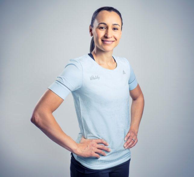 Jessica Ennis Hill - Vitality Ambassador