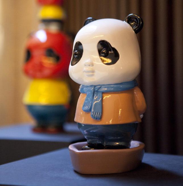 Panda decor @ Dorsett Shepherds Bush 01