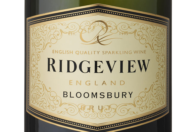 Ridgeview Bloomsbury 2013