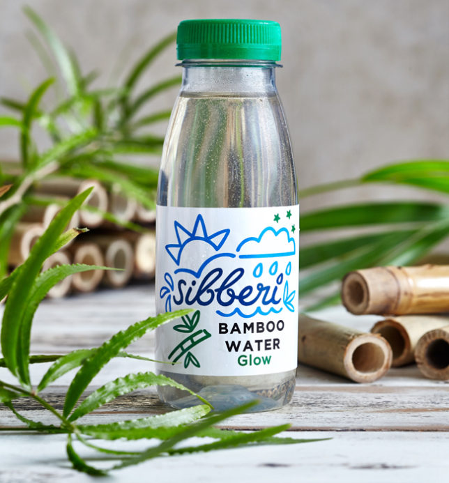 Sibberi Bamboo Water