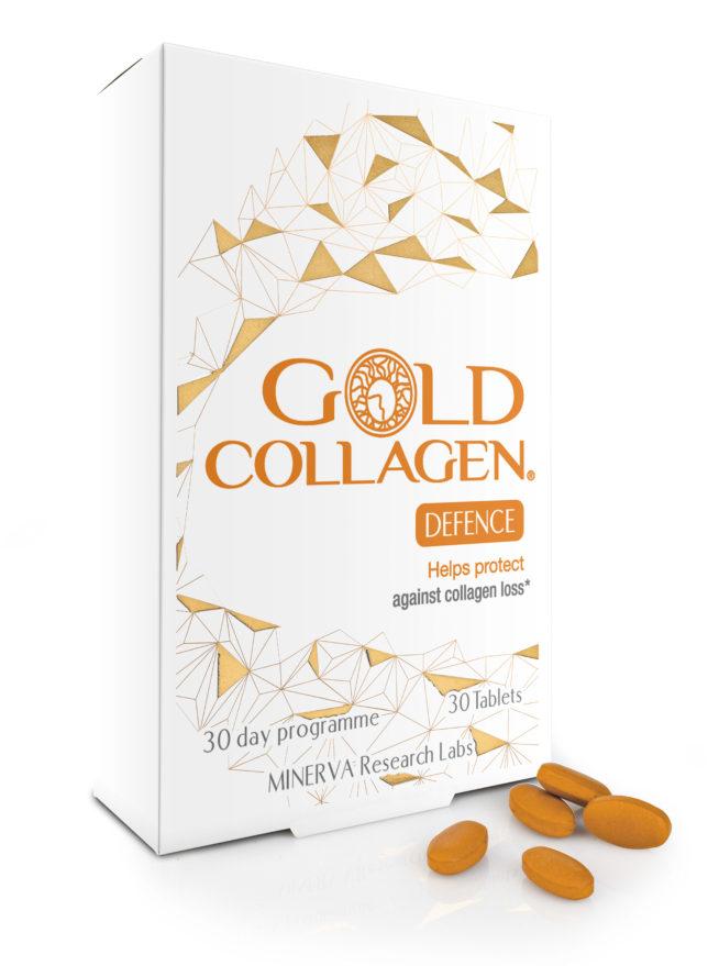 Gold Collagen Defence - email