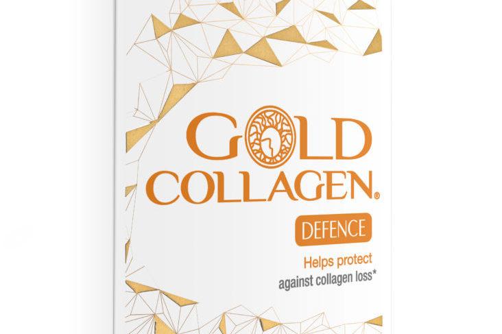 GOLD COLLAGEN. DEFENCE