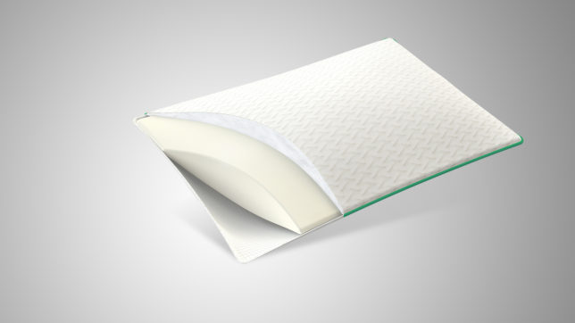 Hyde & Sleep Pillow cut away