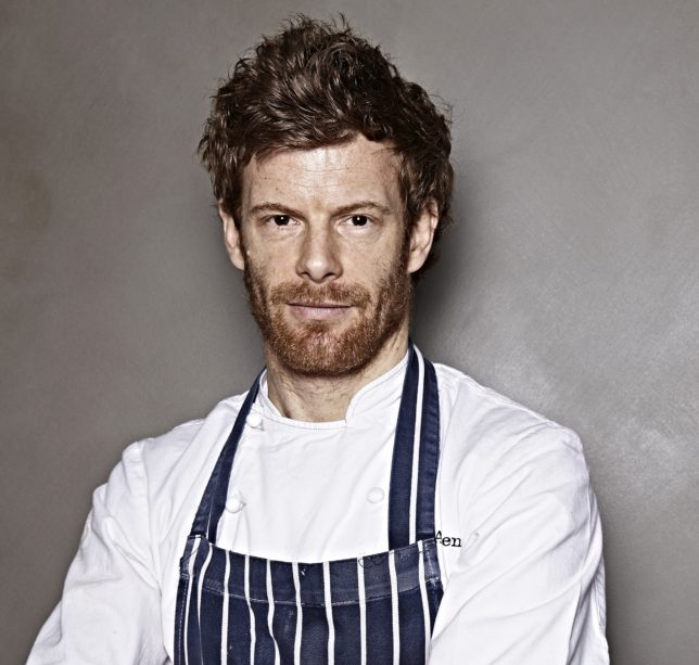 Tom Aikens Date: 07/03/2013 Ref: B3407_222649_G01 COMPULSORY CREDIT: Tom Campbell/StayStill/Photoshot Please agree fee before use Tel: 020 7421 6000 **HIGHER RATES APPLY**