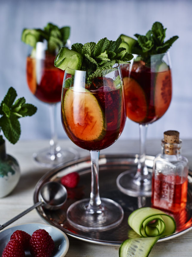 Appletiser have created a new range of cocktail and mocktail recipes with the drink's Soft Drink Sommelier, Richard Woods, to celebrate being the Official Soft Drink for Ascot 2016