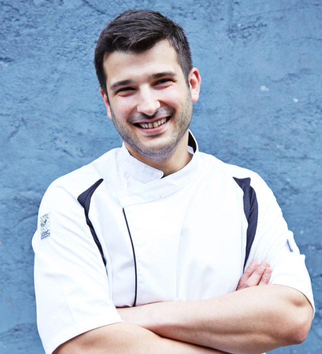 Head Chef Anastasios Tologlou