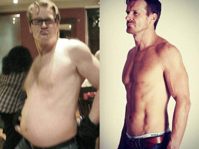 Marco Robinson's transformation