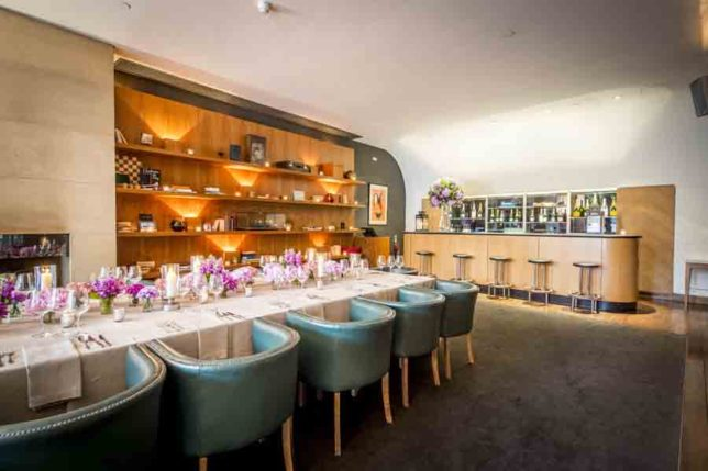 Private Dining Bluebird Restaurant Chelsea Kings Road