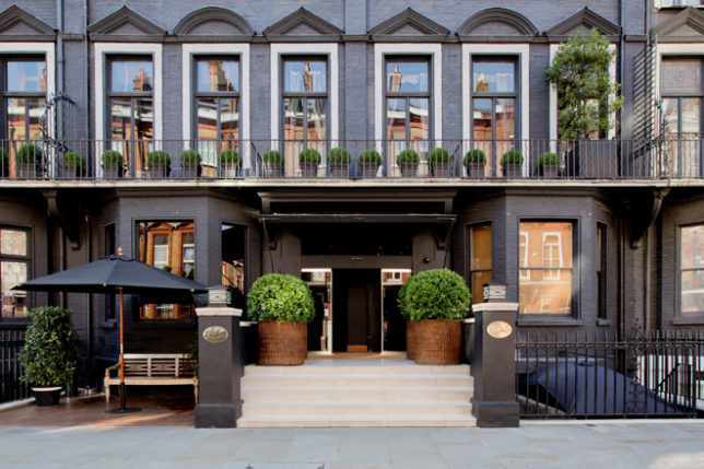 SLOAN Magazine Blakes Hotel