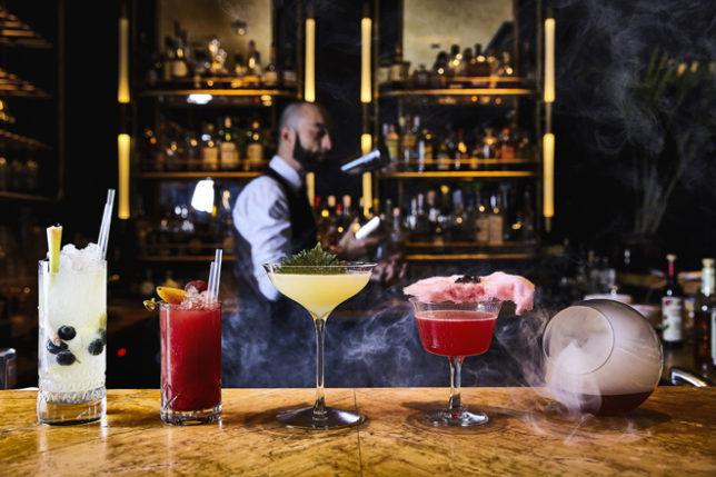 SLOAN Magazine Blakes Below Cocktail Bar Lounge