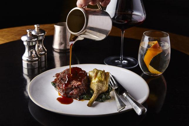 SLOAN Magazine Blakes Hotel Restaurant