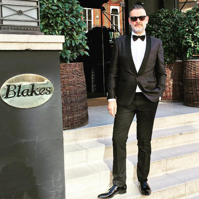 SLOAN Magazine Blakes Hotel Ian Telford General Manager