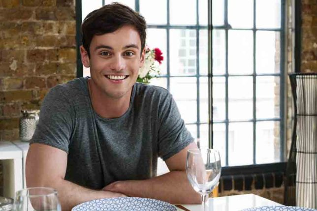 Tom Daley Argos SLOAN Magazine