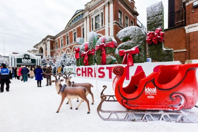 free ideal home show tickets christmas 2018