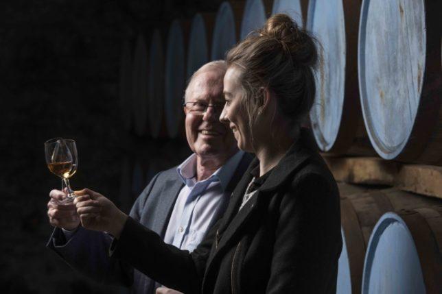 The Balvenie Whisky Apprentice Malt Master Kelsey McKechnie
